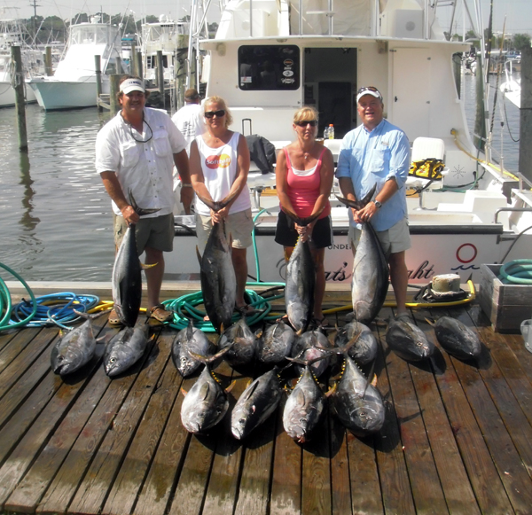 Ou ocean city md fishing report updates and pics for Fishing report ocean city md