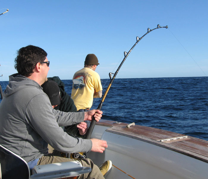 Ou hatteras current fishing reports updates split dates for Current fishing report