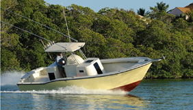 Key Largo Charter Boat