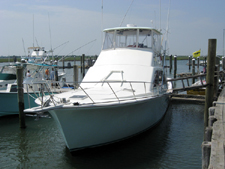 New Jersey charter boat