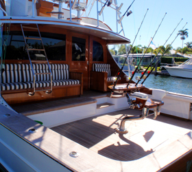 Fort Lauderdale Charter Boat