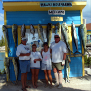 Bahamas Fishing hotel