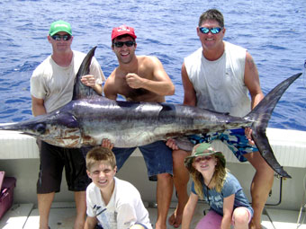 Fort Lauderdale swordfish
