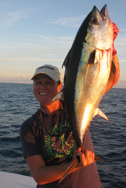 Key West blackfin tuna