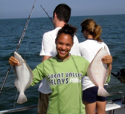 Nj flounder fishing charters for Fluke fishing nj