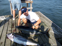 NJ yellowfin tuna