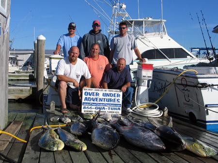 NJ Fishing Charters
