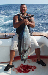 North Carolina tuna fishing